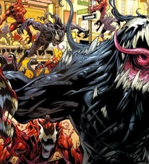 Venom Monsters Comics Spiderman