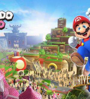 Super nintendo World universal japan