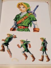 Link Ocarina of time