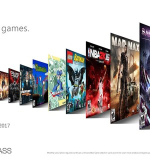 microsoft Xbox Game Pass