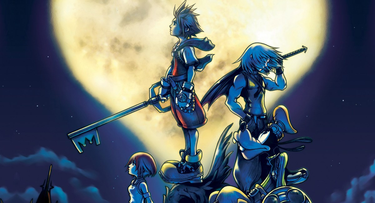 Kingdom Hearts First time