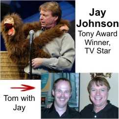 top 10 ventriloquist Jay Johnson