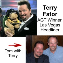 top 10 ventriloquist Terry Fator