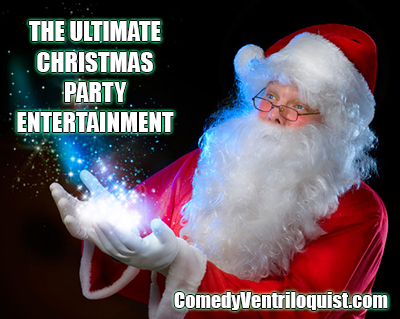 Ultimate Christmas Party Entertainment
