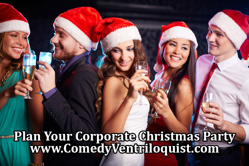 Do You Have To Plan The Corporate Christmas Party?