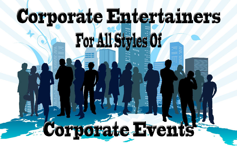 Corporate Entertainer: Comedian Ventriloquist