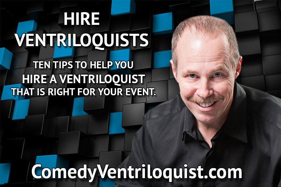 Hire Ventriloquists In the U.S.A.