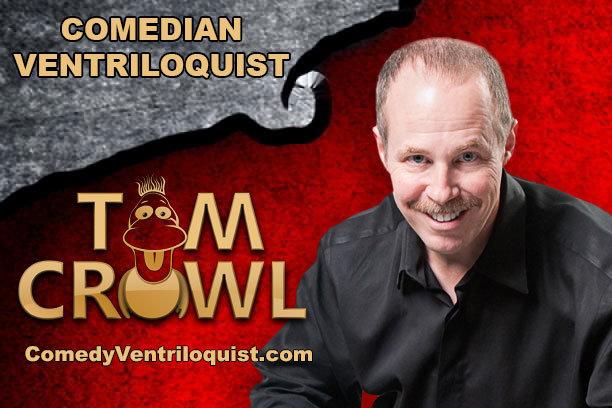 Comedian Ventriloquist