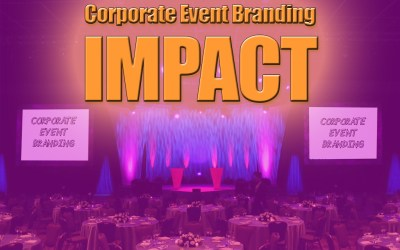 Corporate Event Branding Impact The Event Logo Contest