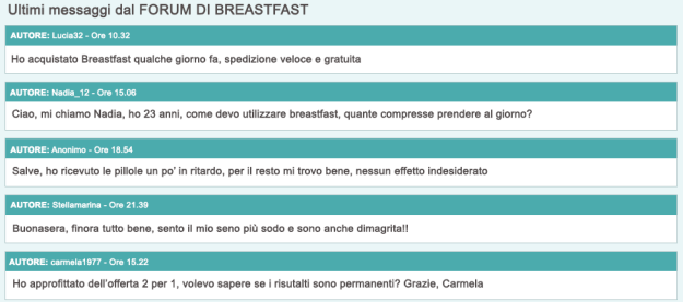 breastfast-forum