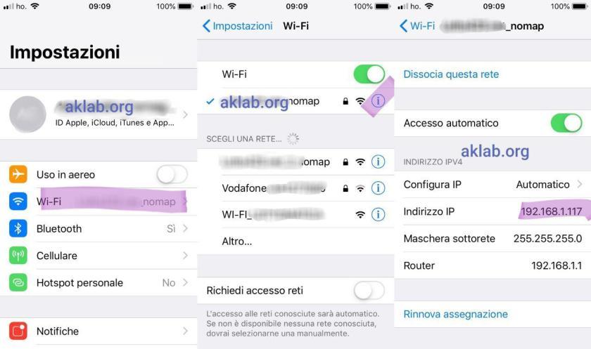 Vedere l'indirizzo IP su iOS è semplicissimo!