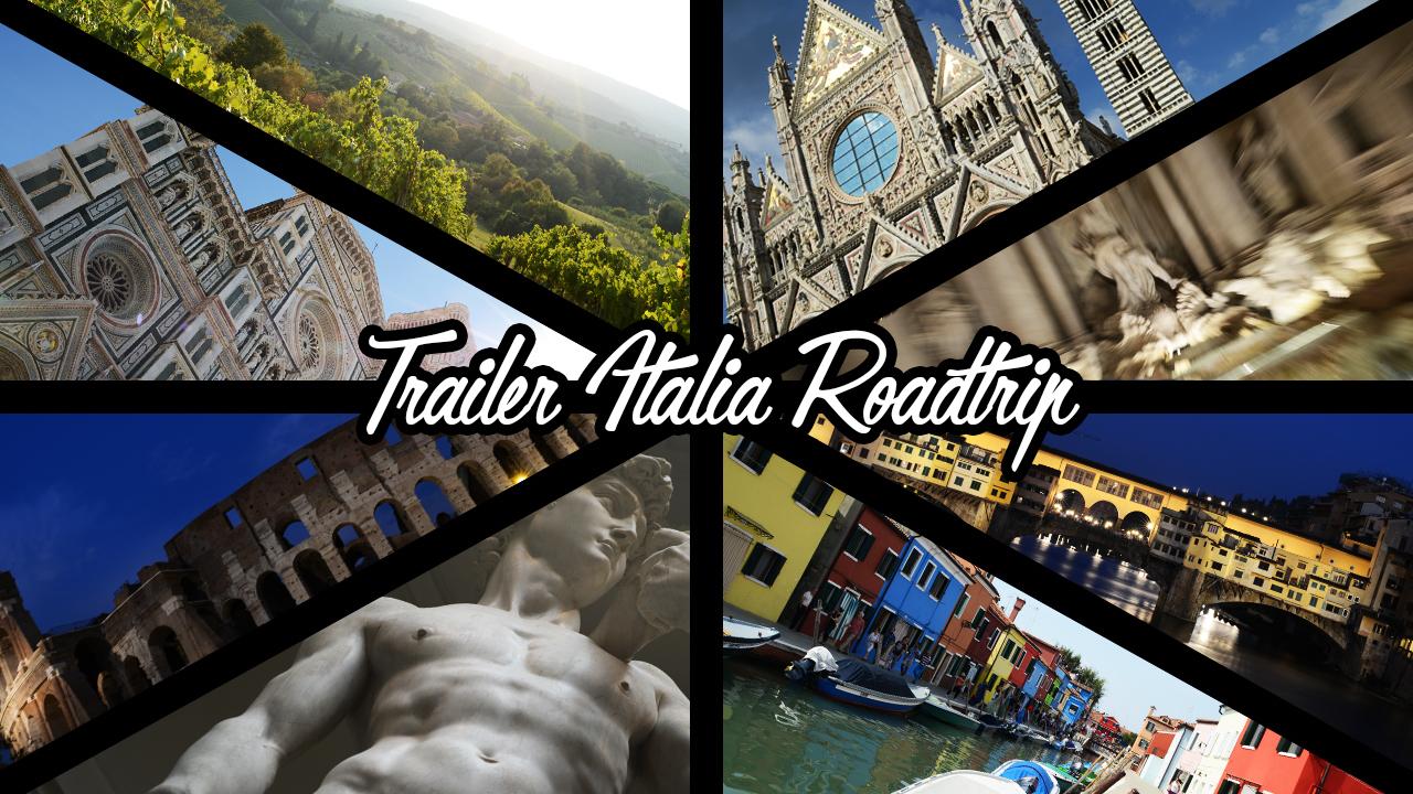 TRAILER Italia Roadtrip