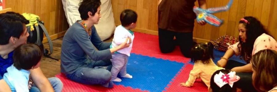 Talleres dirigidOs a la primera infancia