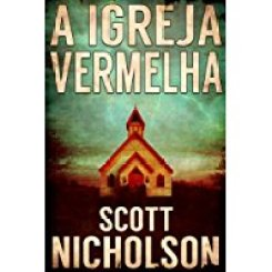a igreja vermelha no comenta livros