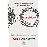 Essencialismo no comenta livros