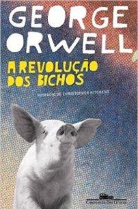 George Orwell no Comenta Livros