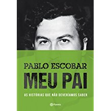 Pablo Escobar no Comenta Livros