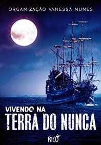 Capitão Gancho e Peter Pan no Comenta Livros