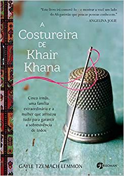 A Costureira de Khair Khana no Comenta Livros