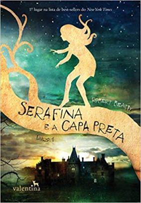 Serafina e a capa preta no Comenta Livros