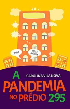 A pandemia no prédio 295 no Comenta Livros