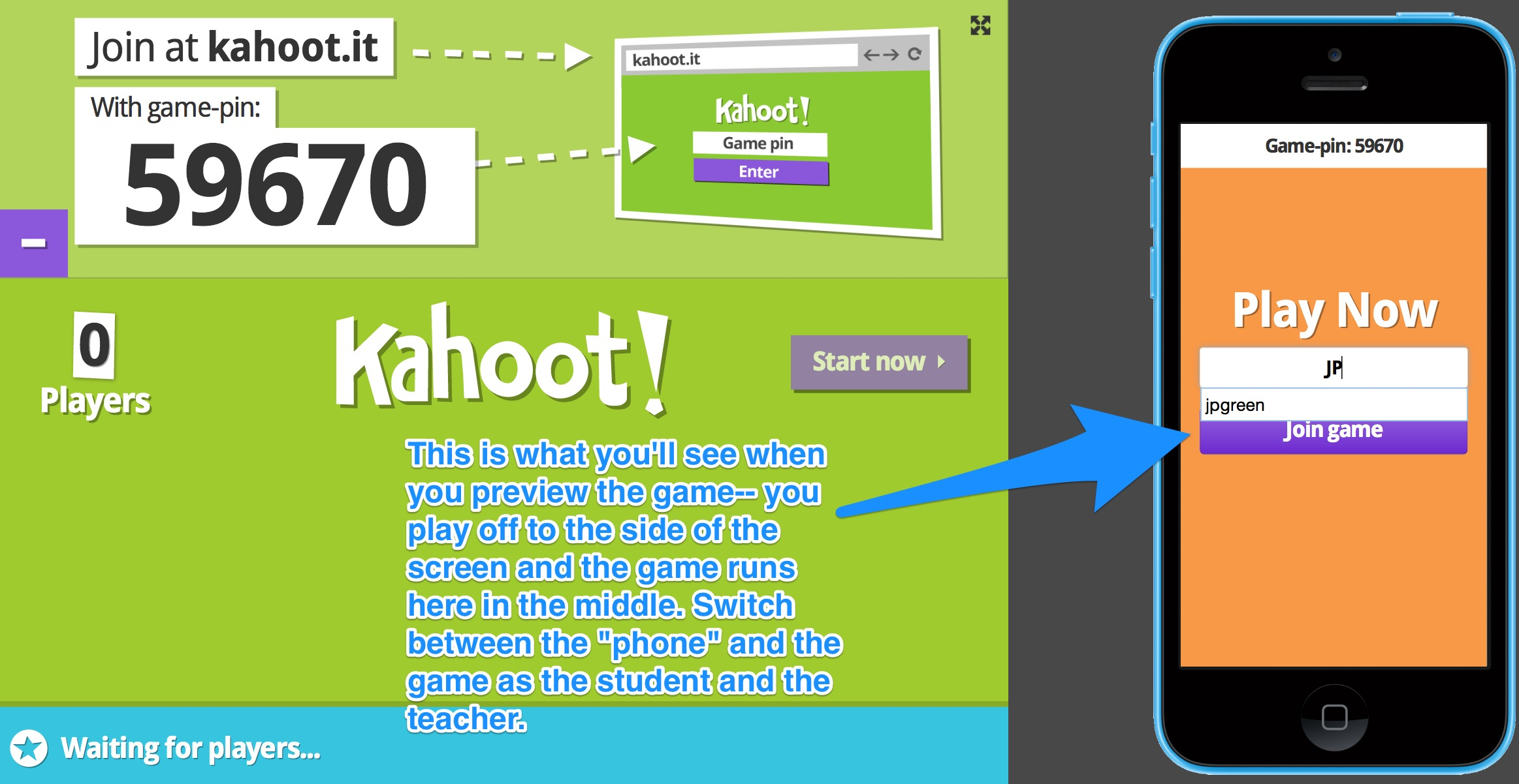 Kahoot Get Students Playing With Kahoot Come On Get Appy