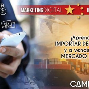 Pack Marketing Digital & Importaciones de China
