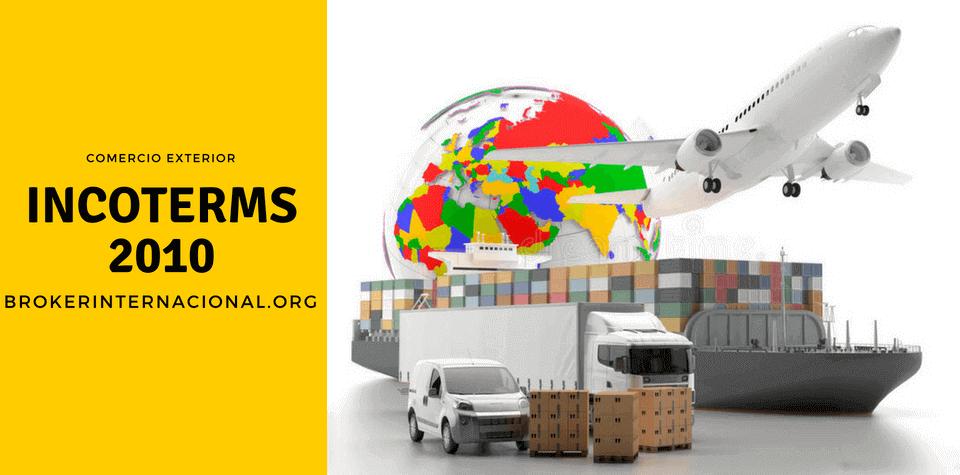 ✅ Todo sobre los Incoterms 2010 – Términos en Comercio Internacional