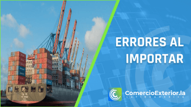 errores en las importaciones