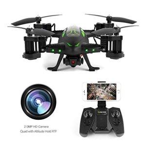 Drone con control remoto y cámara HD