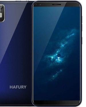 """Hafury A7 - Smartphone de 5.5 """" (18:9) Pantalla táctil Android 9.0 Teléfono Libre con Pantalla táctil, Dual SIM Dual Standby, 2GB RAM 16GB ROM, 8MP cámara trasera/5MP cámara Frontal, Azul"""