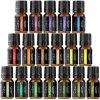Anjou Aceites Esenciales para Difusor 6 x 10ml, Aceites Aromaterapia Lavande, Naramje, Árbol de Té,Eucalipto, Menta, Hierba de Limón para Humidificador y Difusor Aroma,Spa (Mezcla 18)