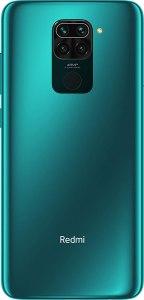 "Xiaomi Redmi Note 9 Smartphone 4GB 128GB, 48MP Quad Camera, 6.53""FHD + DotDisplay, 5020 mAh, 3.5mm Headphone Jack NFC, Blanco [European version]"