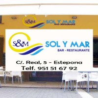 Bar Restaurante SOL y MAR en Estepona