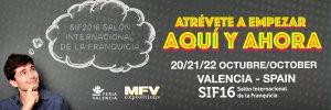 Feria de la Franquicia de Valencia.SIF: