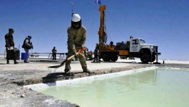 Resultado de imagen para Argentina es el primer destino de exploración en litio