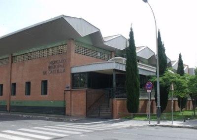 Mercat de Castilla- Avda. Cid