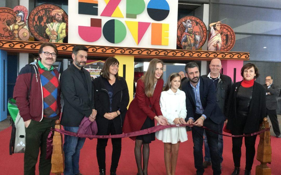 La Concejalía de Comercio en Expo Jove