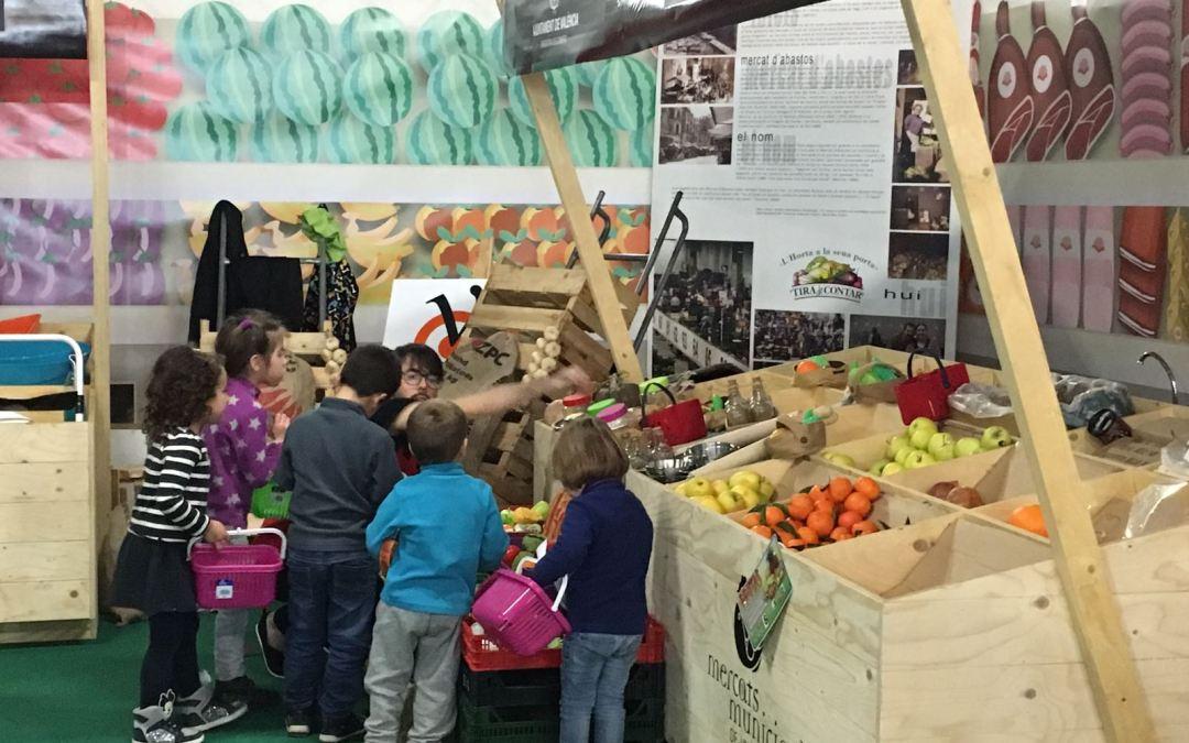 Cerca de 2.500 niños han disfrutado del estand de la Concejalía en Expo Jove