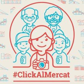 Logo Click Al Mercat