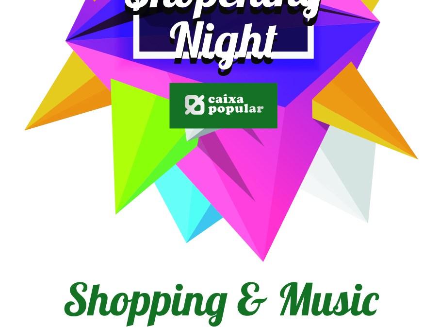 Torna a València la Shopening Night l'1 de Juny