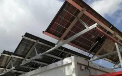 El mercado ambulante de la Malvarrosa se convierte en un 'Mercado Solar'