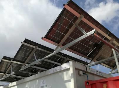 El mercat ambulant de la Malvarrosa es converteix en un 'Mercat Solar'