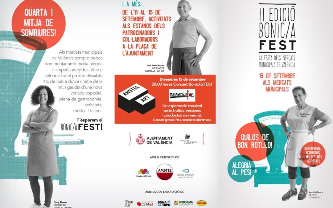 Programa del Bonic/a Fest al detall