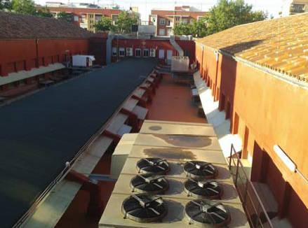 La revitalización del Cabañal comienza por el Mercado y su aire acondicionado