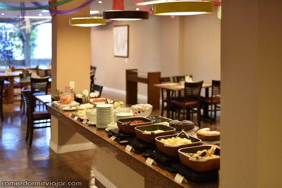 Copacabana Suites By Atlantica - Café - comerdormirviajar.com (19)