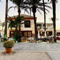 Restaurante Mar de Sal en el Puerto De San Pedro del Pinatar