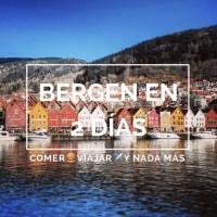 10 cosas que hacer y que ver en Bergen en 2 días