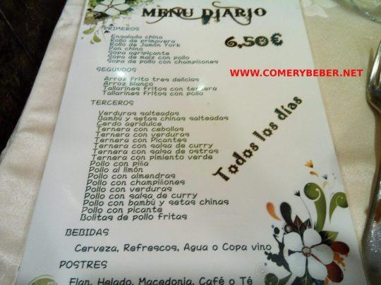 restaurante chino albacete