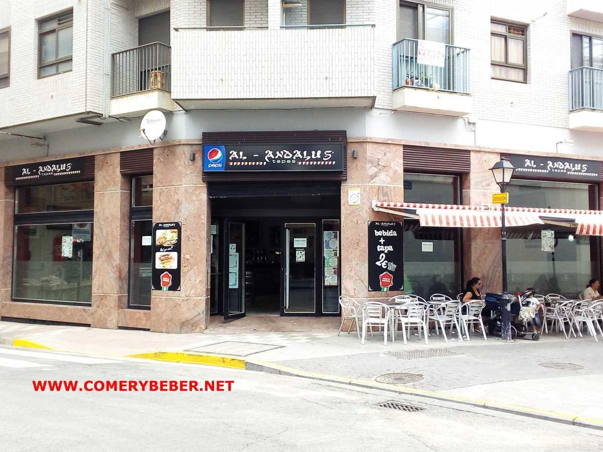 Al Andalus Tapas granadinas en Albacete